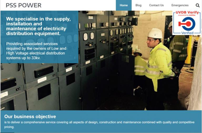 pss power website